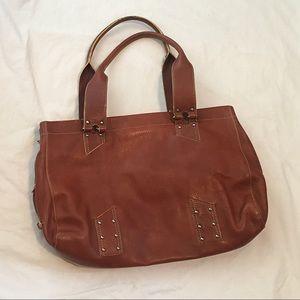 Classic Cole Haan Large leather shoulder bag